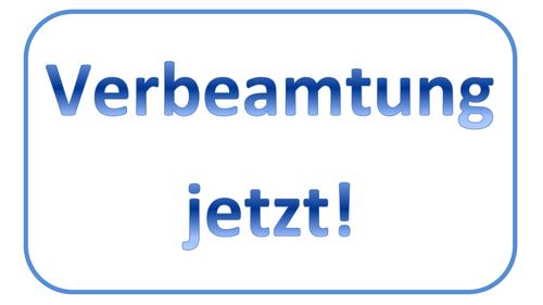 Verbeamtung Lehrer Berlin